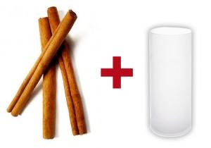 Cinnamon + Vase = Creativity!